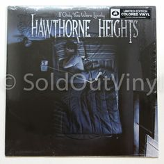 Hawthorne Heights - If Only You Were Lonely Vinyl LP — SoldOutVinyl