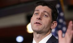 Weasel-y weasel Paul Ryan Stood Up To Donald Trump, Right Up To The Moment He Caved