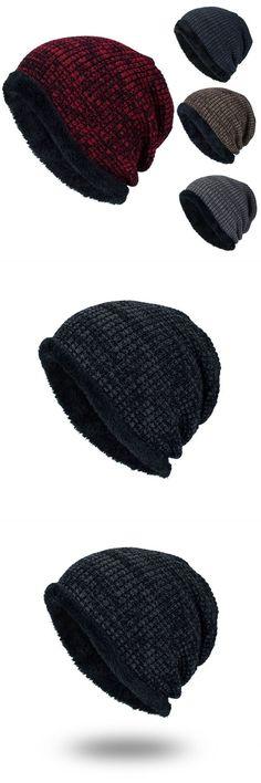 77ca186c64f91 Fashion Woman · Hats   Caps · 2018 hot sales knitting hat winter hat for  man skullies beanies warm cap man beanie hat