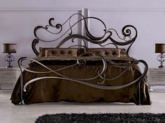 DOUBLE BED SAFIRA SAFIRA COLLECTION BY CORTEZARI