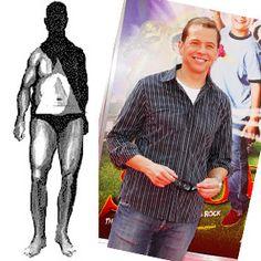 Resultado de imagen para cuerpo detriangulo hombre