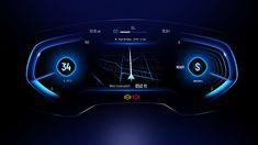 Automotive Dashboard UI for a Confidential Client Digital Dashboard, Dashboard Car, Dashboard Design, Car Interior Sketch, Car Ui, Ui Design Inspiration, User Interface Design, Tecno, Dashboards