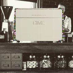 Great customised #cime #coffeemachine in a #cafe  #caffe #coffee #coffeeshop  #coffee  #coffeelover  #coffeelovers #coffeeaddict  #coffeeart #broadsheetmelbourne  #espresso  #espressomachine #espressgroup #fashion #lovecoffee http://ift.tt/1VbgBi2