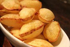 Batata frita suflê, do Giuseppe Grill (Foto: Pedro Mello e Souza)