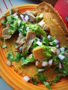 Pork Carnitas Tacos - Hispanic Kitchen