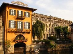Palace Hotel. Consider a room here while in Como.