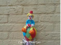 Clown - Cake by Carla Del Sasso