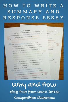 In An Essay What Is A Thesis Statement Why To Assign Summary And Response Essays Before A Research Paper And The  Steps To Accomplish Term Paper Essay also Business Ethics Essays Essay Wrightessay Grade  Essay Topics Process Paper Essay  English Persuasive Essay Topics