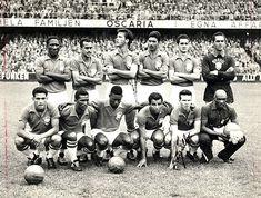 Seleção Brasileira 1958  #socialfoot