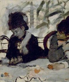 Your Paintings - Edgar Degas paintings Edgar Degas, Degas Drawings, Degas Paintings, Figure Painting, Painting & Drawing, Illustrations, Illustration Art, Art Ancien, Oil Canvas