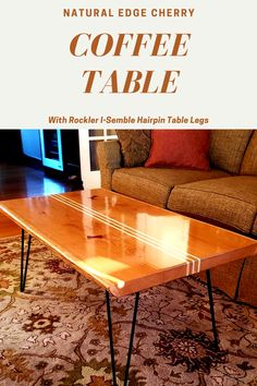 4x Hairpin Legs Metal Industrial Design Hairpins Feet for Coffee Side Table Desk