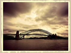 Sydney Harbour Bridge, NSW, Australia. Photograph by Andrea George using a Nikon Coolpix P520