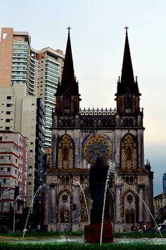 Igreja de Santo Antônio do Embaré São Paulo  Brasil