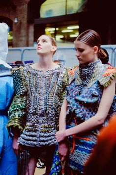 Quoi Alexander  Central St Martins BA Fashion 2014 | Dazed