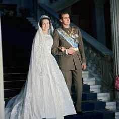 Fifty-one years of marriage to the service of Spain and the Spanish, thank you very much majesties!.,