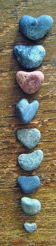Part of Heart Shaped Rock Collection | Heart Shaped Rocks | 4ojo | Flickr