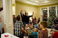 A Not-So-Silent Night - seriously fun games to play at the family Christmas Party.