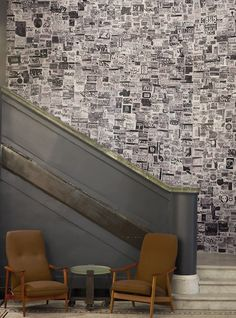 Ace Hotel - NYC. Wallpaper with photos.