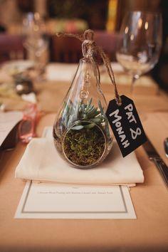 Indoor Houston Wedding