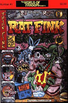 "arte/desordem [art/mess]: Rat Fink - Ed ""Big Daddy"" Roth Ed Roth Art, Rat Rod Cars, Rat Rods, Cartoons Magazine, Cool Car Drawings, Rat Fink, Garage Art, Big Daddy, Monster Art"