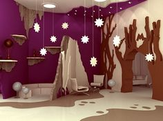 Kids Moomin Room