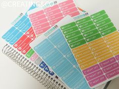 123 Nursing School Sticker Set for Planners, Erin Condren Planner, Limelife Planner, Happy Planner, Kikki K