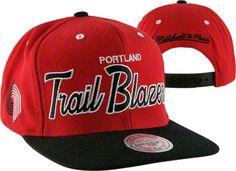 5d023193308 Portland Trail Blazers Adjustable Hats