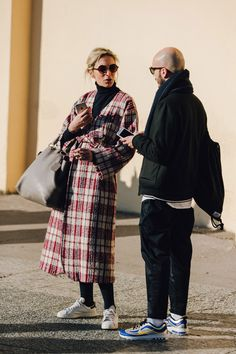 Take a cue from these street style stars for some serious fashion inspiration.