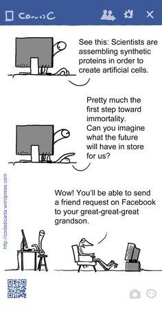 facebook forever