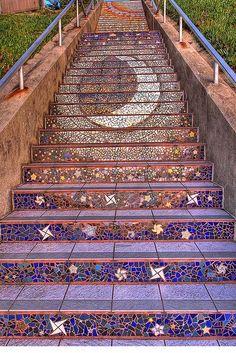 Décorer les escaliers ?