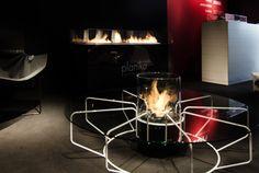 #Ethanol #fireplaces by Planika on Milan Design Week, Superstudio Piu #milandesignweek