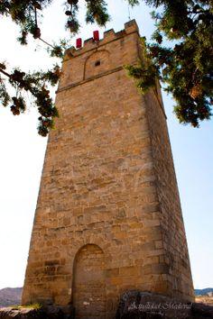 CASTLES OF SPAIN (2) - Sos del Rey Católico #Zaragoza #ActualidadMedieval