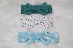 Sewing tutorial: Easy knit bow headband