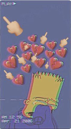 Simpson Wallpaper Iphone, Black Phone Wallpaper, Cute Emoji Wallpaper, Mood Wallpaper, Wallpaper Iphone Disney, Cute Wallpaper Backgrounds, Aesthetic Iphone Wallpaper, Cartoon Wallpaper, Cute Wallpapers
