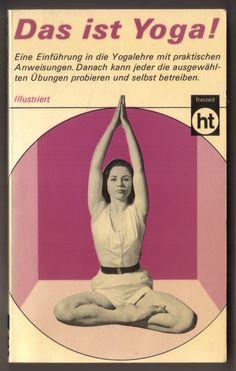 Two of my favorite things: German & yoga