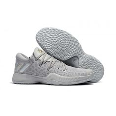 huge discount 83dbf c32b5 Buy adidas Harden Vol. 2 Light Gray Men Adidas Harden Sneakers For Sale