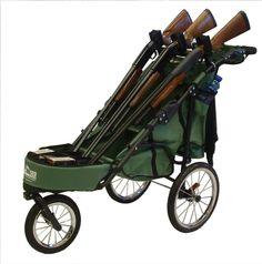 3-Gun Shooting Cart Standard $259