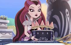 Ever After High - Polls - Love this picture of Raven!