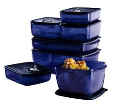 Vent 'N Serve Containers by Tupperware - Freeze, microwave, and serve With this comprehensive collection of microwave containers, you can plan ahead and make extra for healthy lunch...