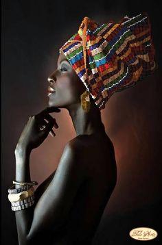 Stunning portrait black is beautiful women strength photography art culture strength African Beauty, African Women, African Fashion, Nigerian Fashion, Ghanaian Fashion, African Models, African Girl, African Style, Ankara Fashion