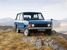 Tomboy Style: GEAR | 1970 Range Rover