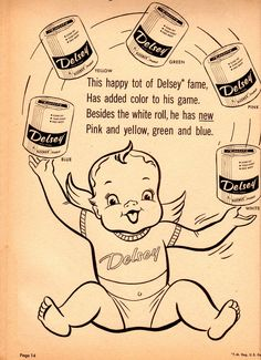 26 Best Coloring book - Super Market contest 1954 images ...