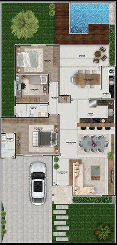 20 Trendy Garage Door Colors With Red Brick Decor Red Brick Wallpaper Bedroom, Wallpaper Headboard, Wood Wallpaper, Kitchen Wallpaper, Wallpaper Ideas, Contemporary Landscape, Landscape Design, Contemporary Furniture, Contemporary Style