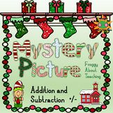 Addition/Subtraction Christmas Mystery Picture by Froggy About Teaching Teaching Activities, Holiday Activities, Teaching Math, Teaching Ideas, Teaching Methods, School Resources, Teacher Resources, Science Resources, Classroom Resources
