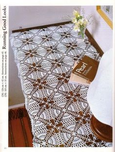 napkins new 3 - Crochet Knitting Handicraft