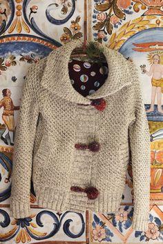 Mormor Marled Cardigan - anthropologie.com