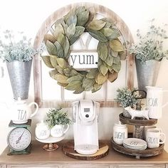 I want/need a cake stand as well as a mini stand for my coffee bar !