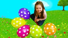 Baby Balloon Song - Funny Baby Playing with Balloons Finger Family Song ...