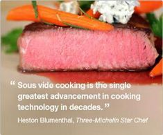 What is sous vide? Everything you need to know about sous vide cooking, and how to cook like a top chef at home. Sous Vide Cooking, Cooking 101, Recipe Organization, Food Out, Cooking Together, Frozen Meals, How To Cook Steak, Savory Snacks, Recipe Collection