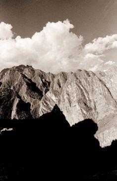 The Andes, Maccu Piccu, Peru, Photo by Richard Guimond © 1989 19890621